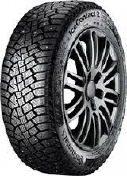 215/45R18 T IceContact 2 XL FR DOT15
