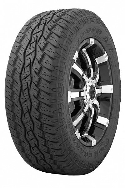 215/80R15 T Open Country A/T+
